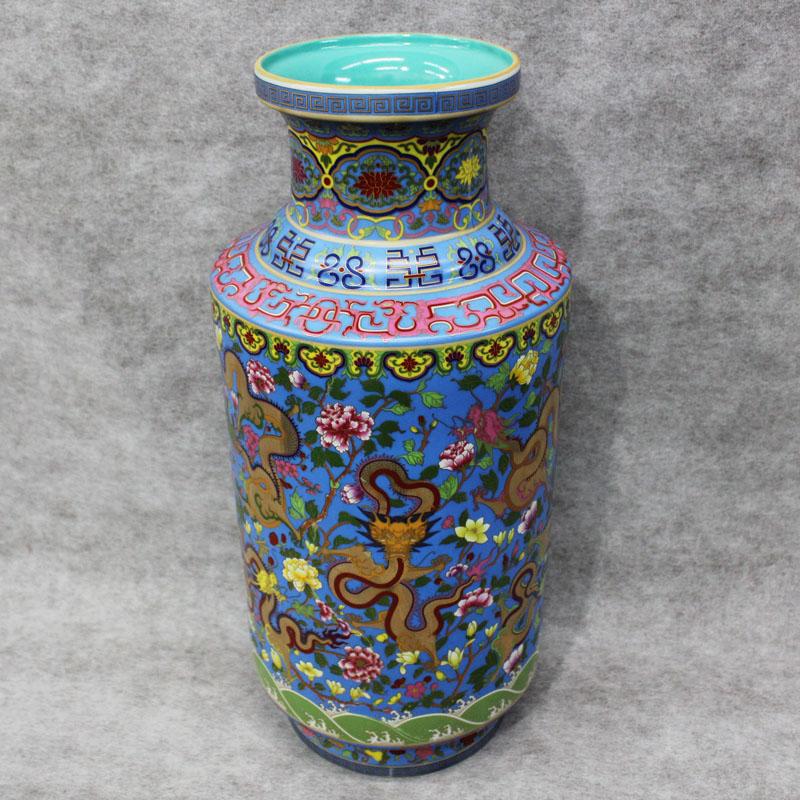 Современная китайская посуда Remote vibration ceramics
