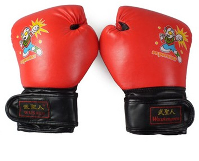 Boxing gloves cartoon images