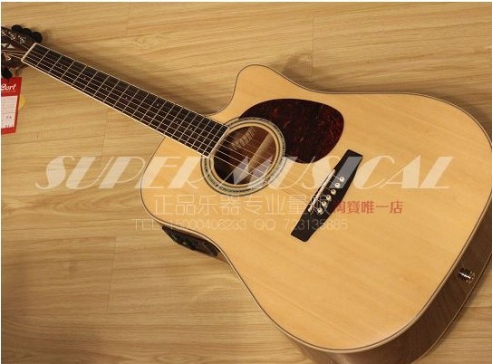 Акустическая гитара Cort  MR710F Nat