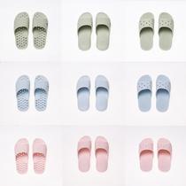 软底防滑拖鞋 夏季浴室家居拖鞋 室内男女凉拖鞋 高弹凉拖鞋情侣