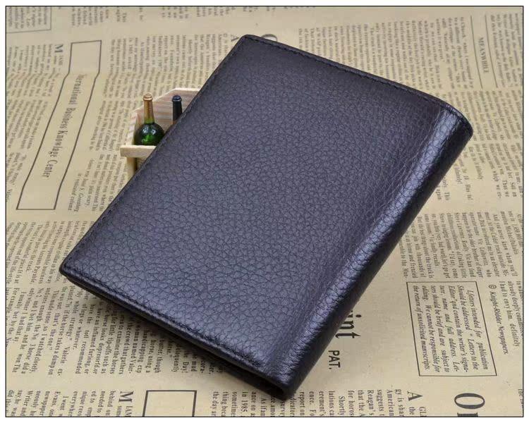 Бумажник Mexican Короткие бумажник Для молодых мужчин Кожа быка