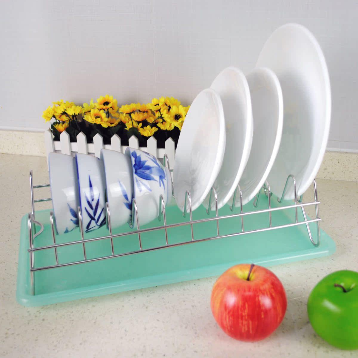 厨房置物架百迪生收纳碗架 沥水架 碗碟架厨房用品厨房置物收纳架