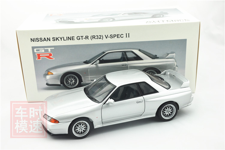 Модель машины OTHER  Autoart 1:18 NISSAN SKYLINE GTR R32