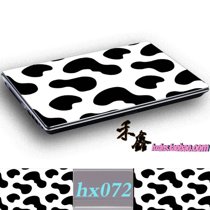 Цвет: Черно-белый коров