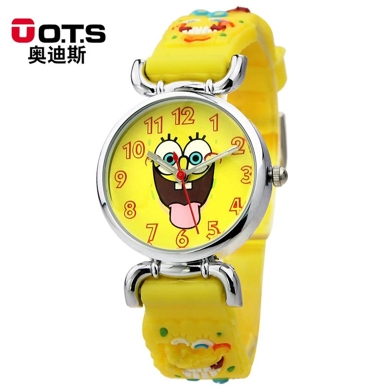 Часы O. t. s Ots Электронные Детские часы Китай 2011