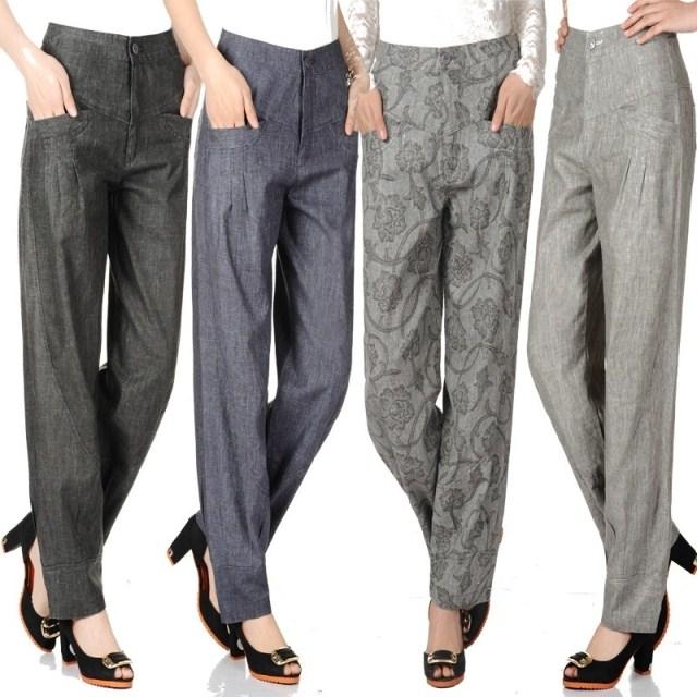 Женские брюки 710 2013