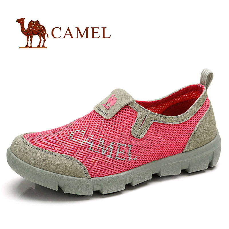 Camel camel 2013 spring and summer a new outdoor sports mesh breathable mountain men and women on foot lovers shoes