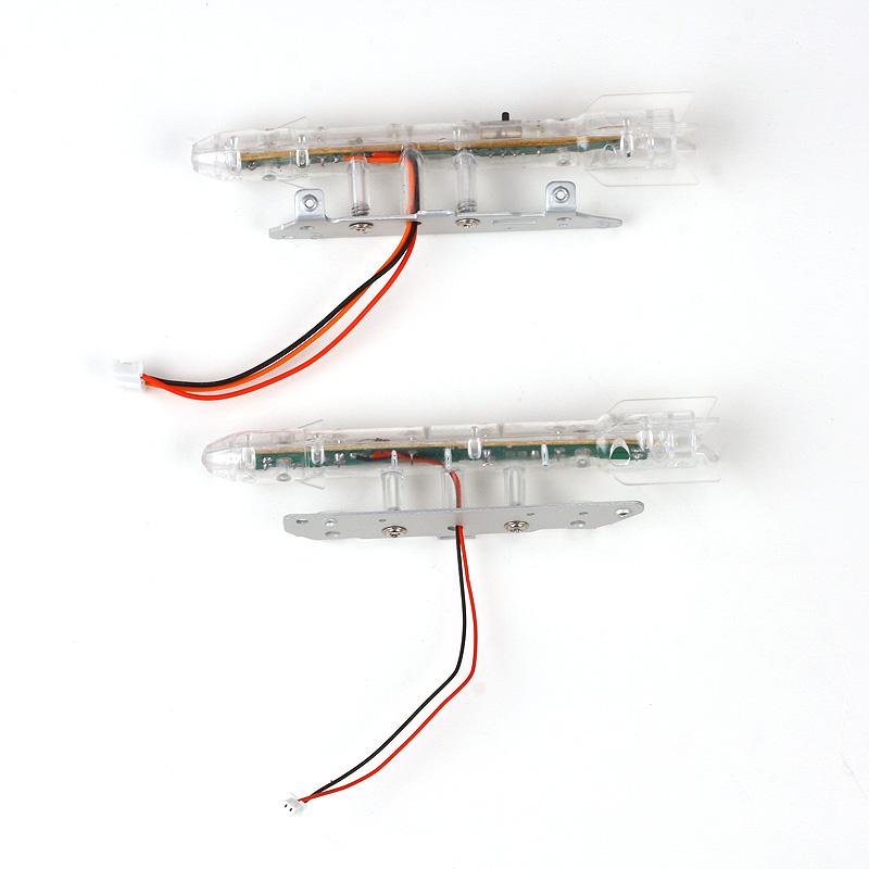 Запчасти и устройства для радиоуправляемых самолётов Оригинальные аутентичные Tianxiang 9009 металла гироскопа RC самолет запасные части пульта дистанционного управления игрушка плоскости баррель фонарь