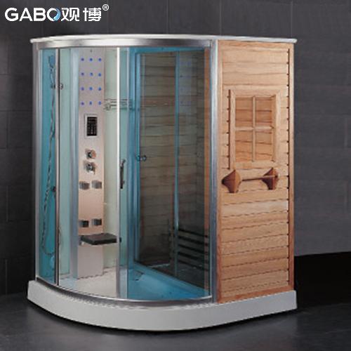 观博整体淋浴房GMM9002A