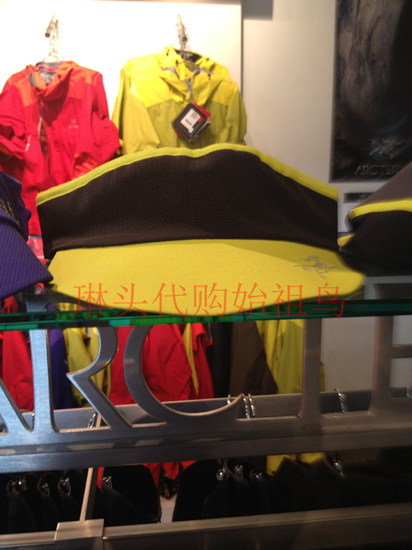 Шапки и кепки для туризма и кемпинга ARCTERYX ARCTERYX / Archaeopteryx