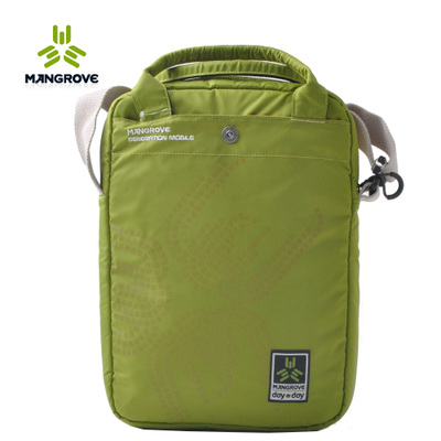 Mange Fu mangrove authentic free shipping women fashion slim laptop shoulder bag 239