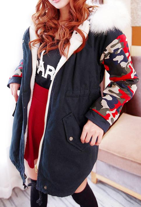 Женская утепленная куртка Mosu 2013