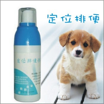Dogs dogs pets GMP jindun positioning defecation inducer induced 50ml in dog training toilet