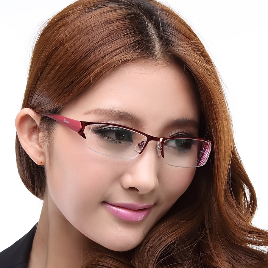 Myopic glasses ultra light box ladies glasses frames tidal TR90 frames the eyes female 2,102 包邮