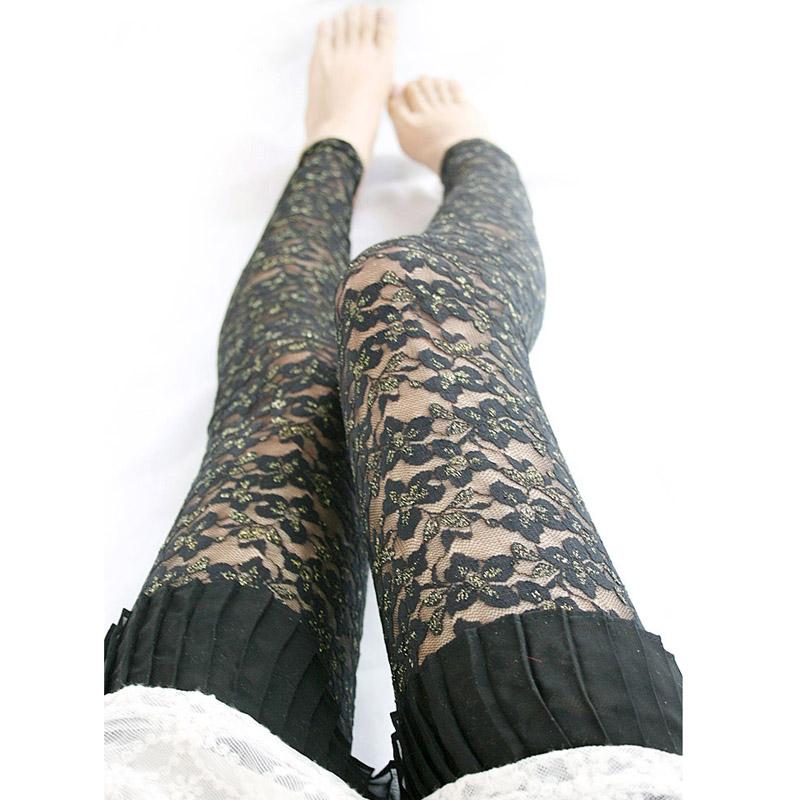 Женские брюки [PA21] Брюки чуть выше щиколотки Другая форма брюк