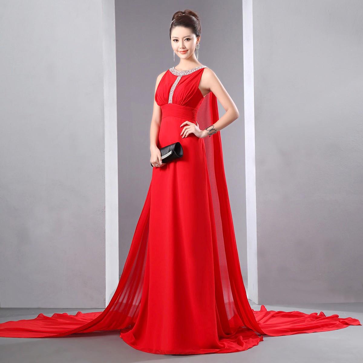 Купить Платье С Длинным Шлейфом