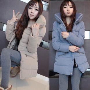 Женская утепленная куртка Осень/Зима 2013 Новый корейский студентка мягкий пиджак тонкий хлопок Одежда распродажа зиму пальто куртки