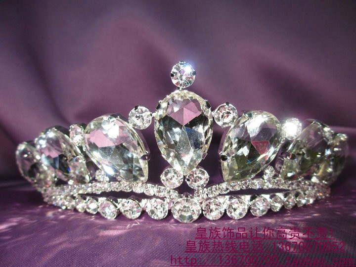 "Заколки ""The Queen of accessories"" 014512/02406"