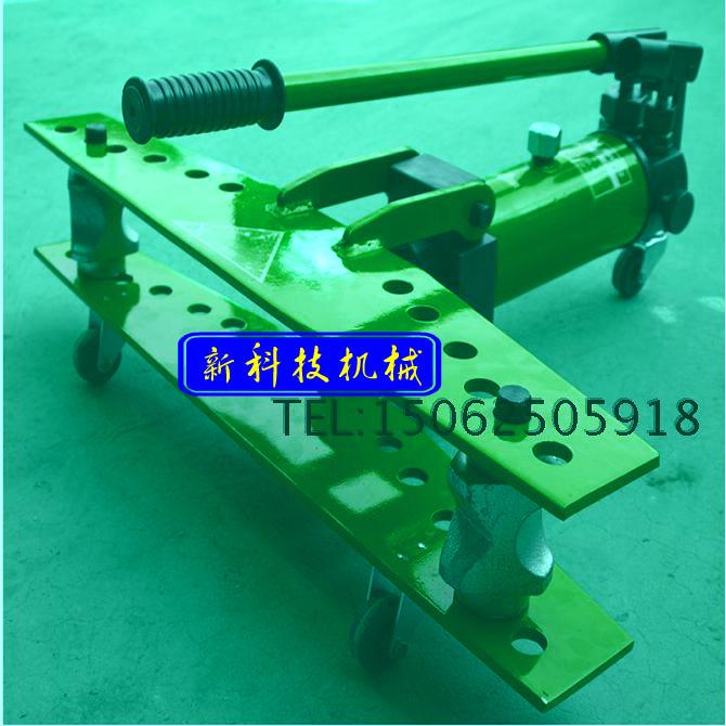 电动弯管机 smg小型多功能整体式液压手动弯管机工具图片