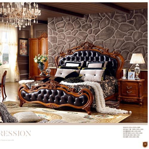 Двуспальная кровать Beautiful Dick  302