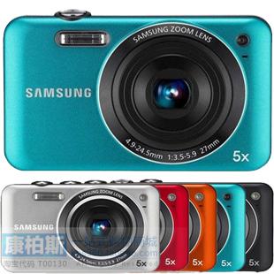 Цифровая камера Samsung ES75 CCD Высокого разрешения экрана SD (640x480) Оптический стабилизатор изображения SD Card (Secure Digital )