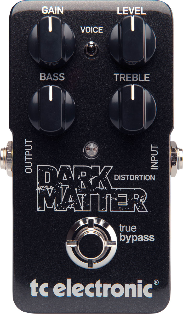 Педаль эффектов Tc Electronic  Dark Matter Distortion