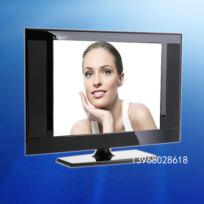 New special 17-inch LCD TV can be when new fashion mini monitor / car small TV