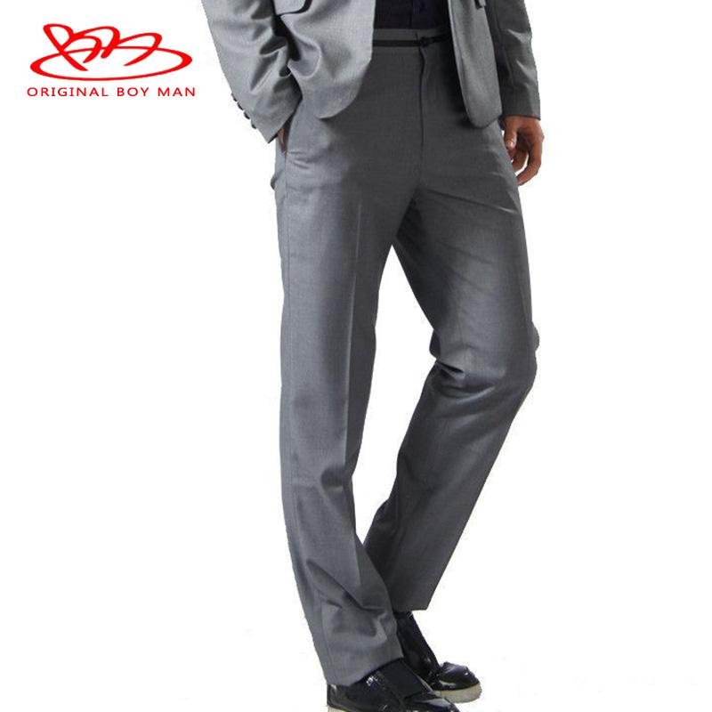 Классические брюки Original Boy Man 10s88053 2013 Для худых Весна Разные синтетические волокна