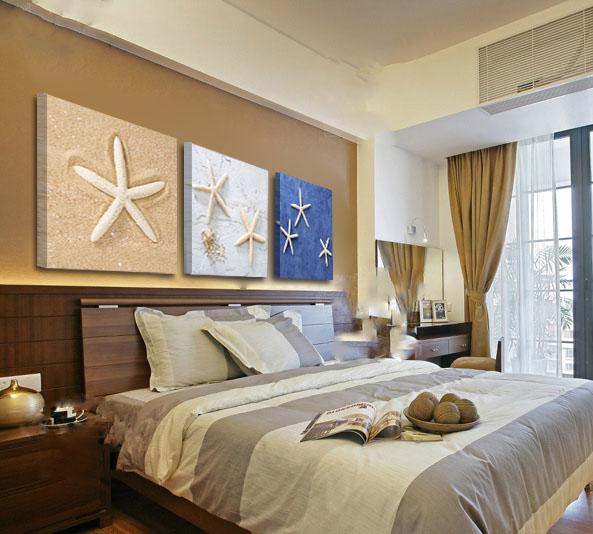 现代简约 客厅无框画装