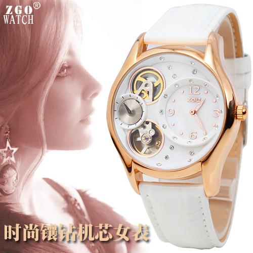 Часы Are Hong Kong Механические с автоподзаводом Женские Китай 2011