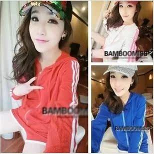 Одежда для отдыха 2013 осенью женщин новый Корейский моды Hat рубашку на zip шорты спортивные свитер набор для девушки