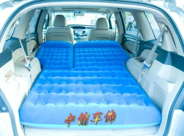 special travel  guangzhou honda odyssey car inflatable bed air mattress   outdoor car