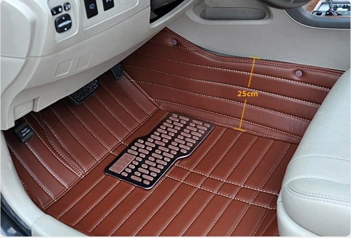 Коврики для автомобиля Jinshan K3