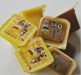 【食品】千口美黑糖果冻