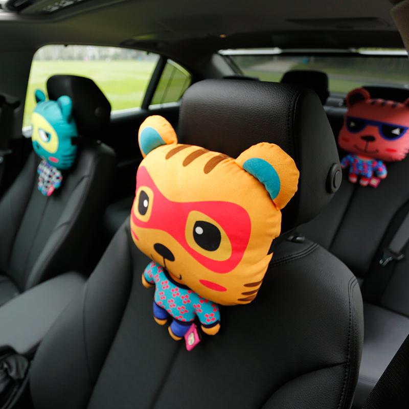Подушка в авто своими руками 16