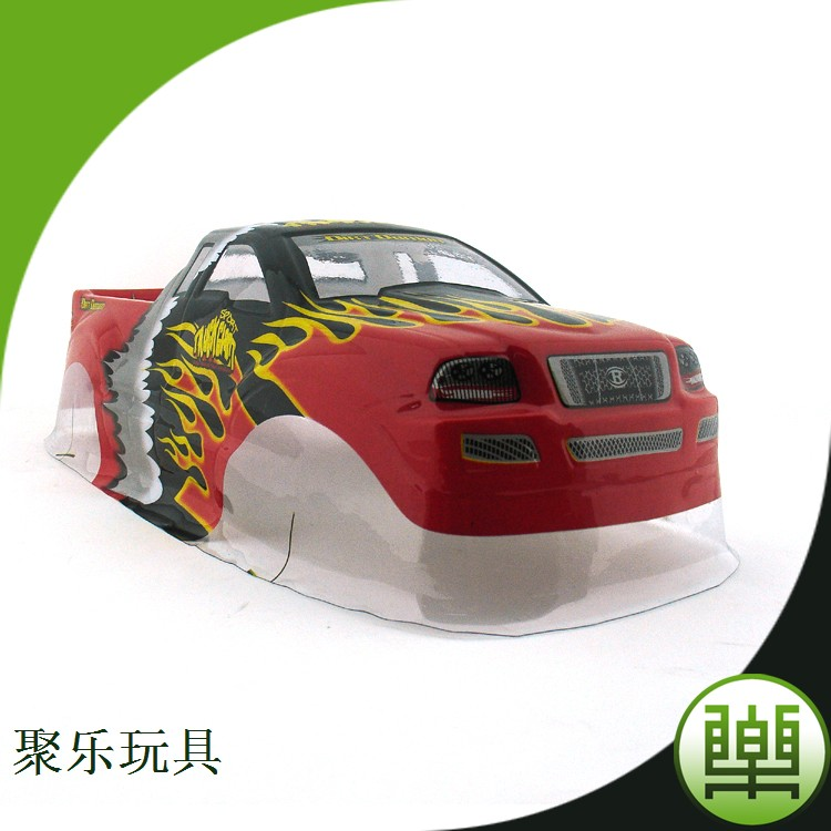 Printing PVC body 1:10 body RC car body pickup truck JL-100
