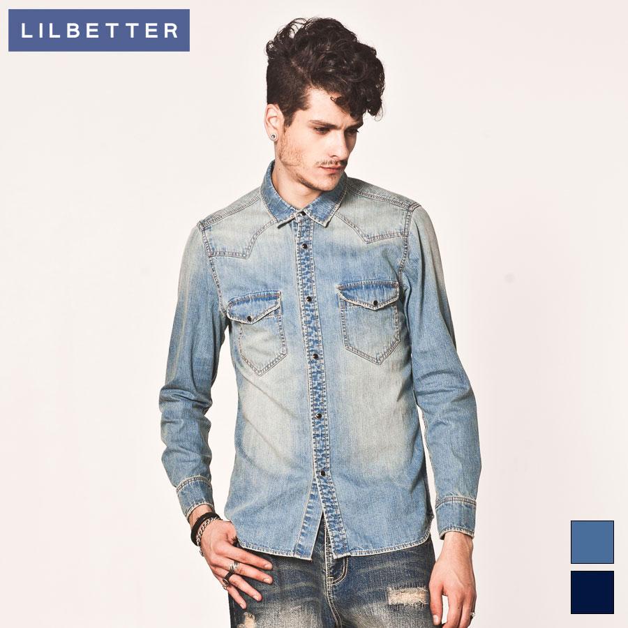 Рубашка мужская Lilbetter 75