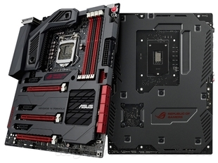 ASUS Maximus VI Formula Republic of gamer M6F Z87 rows returned 350!