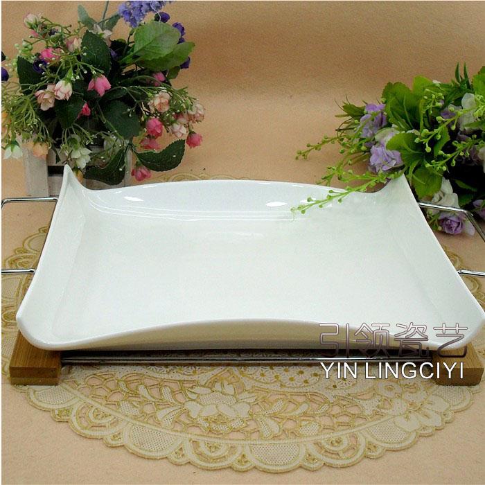新款骨质瓷餐具 厨房用品 西餐盘凉菜盆水果篮 客厅摆件创意礼品