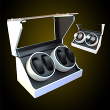 German quality grade shake table automatic mechanical watch winder Akira turn table device mechanical watch winder