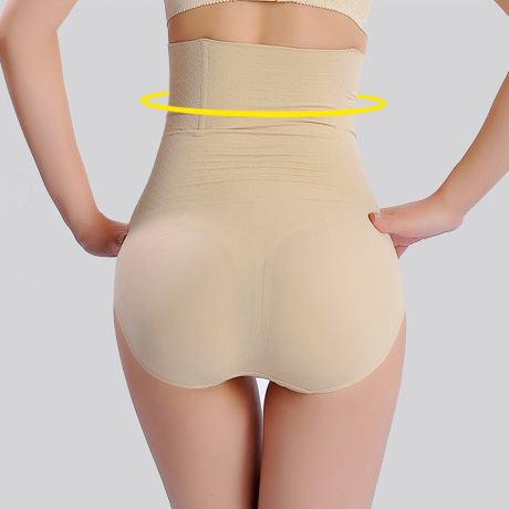 Tuck pants body shaping pants pants bunched triangular plastic belly pants waist abdomen hips underwear postpartum weight loss
