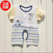 Labiymb Snow little baby to open the file ~ Spring Antarctic winter padded cotton leotard baby Romper climbing clothes dreams treasure