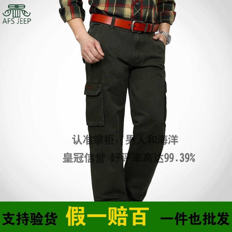 Повседневные брюки Afs Jeep j336211 3362