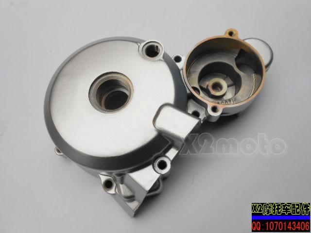 Двигатель мотоцикла X2moto--ZONGSHEN 250 магнитные доски двигатель стороны мотора Обложка левый переднюю крышку в Шанхае — 250 частей двигателя