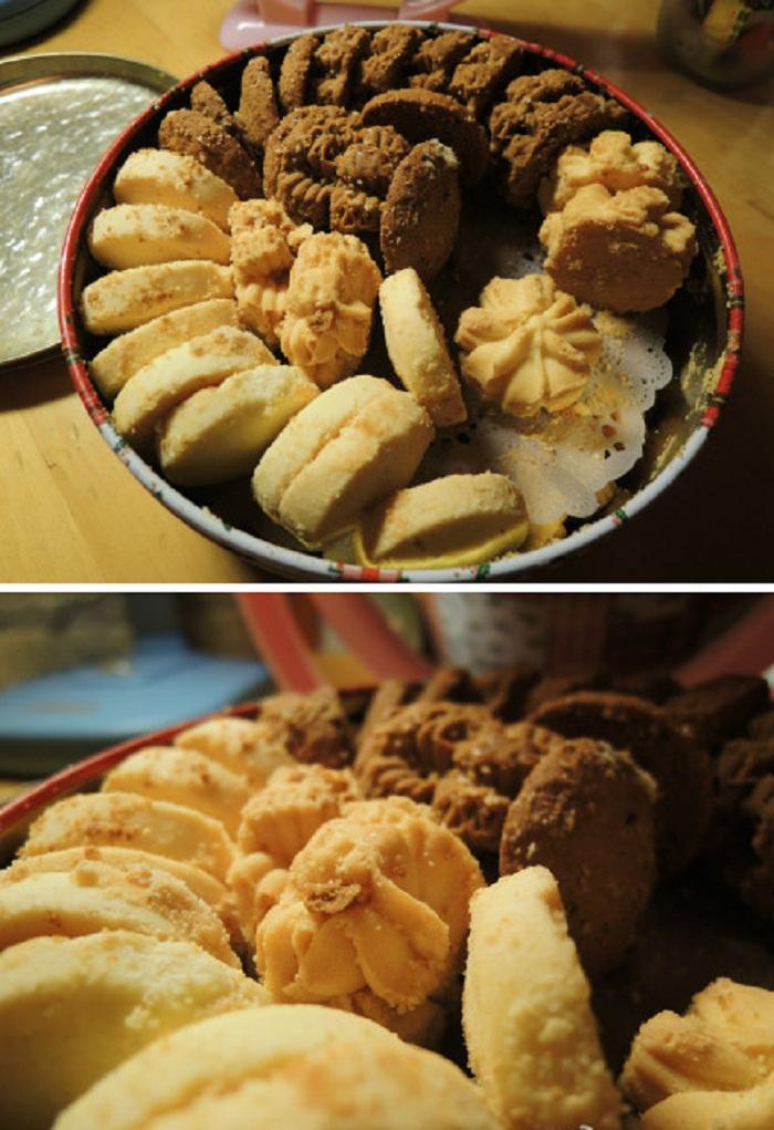 Печенье Jenny Jenny bakery  Jenny Bakery 4mix