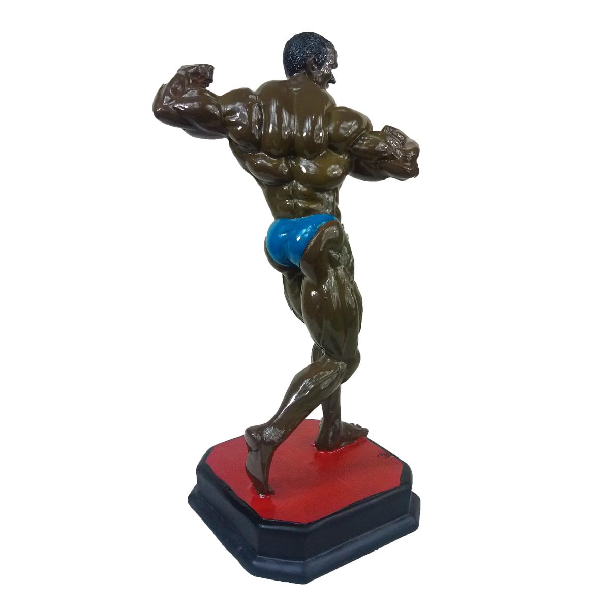 正品肌肉小人 真人版健美比赛公仔健身公仔健美先生真人版公仔167