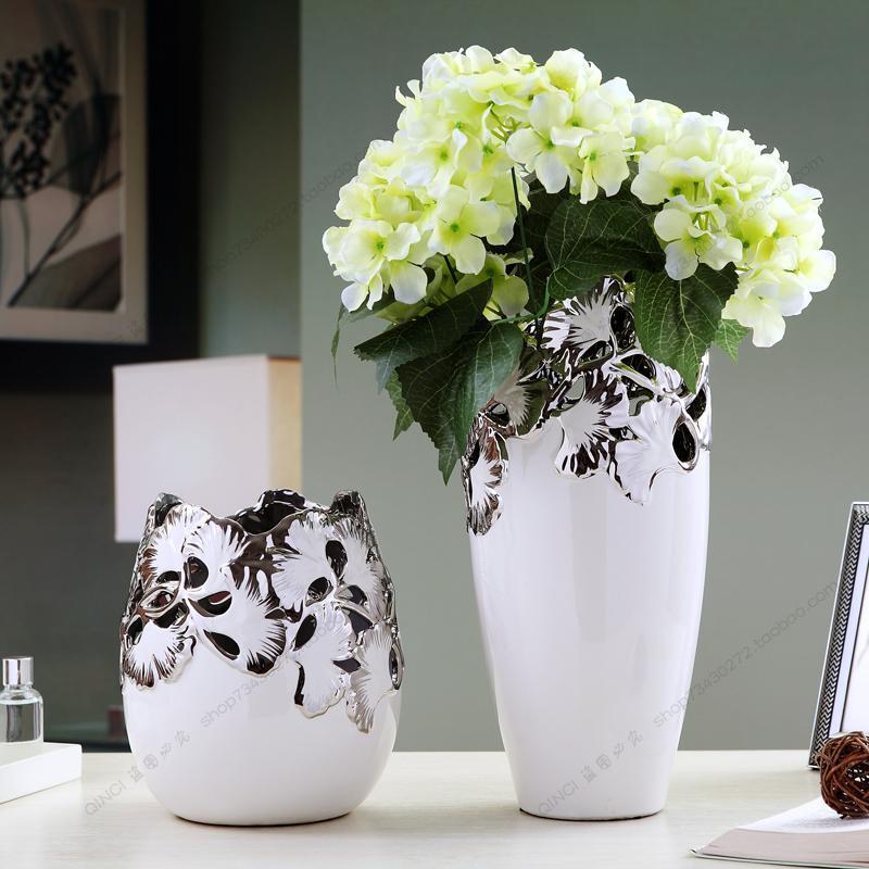 景德镇陶瓷花瓶摆件创意