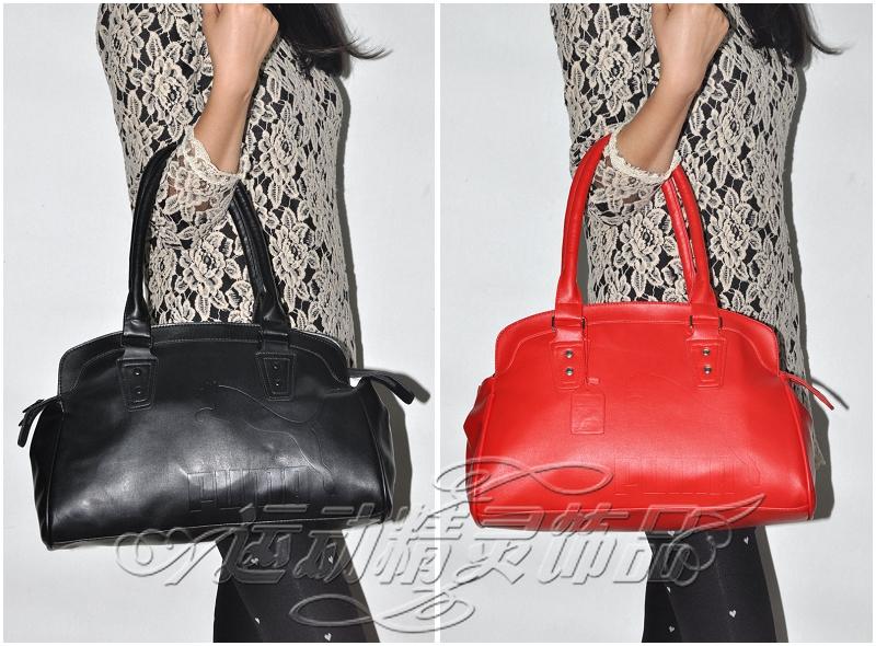 Спортивная сумка PUMA 1132 Женские Искусственная кожа Осенью 2011 года