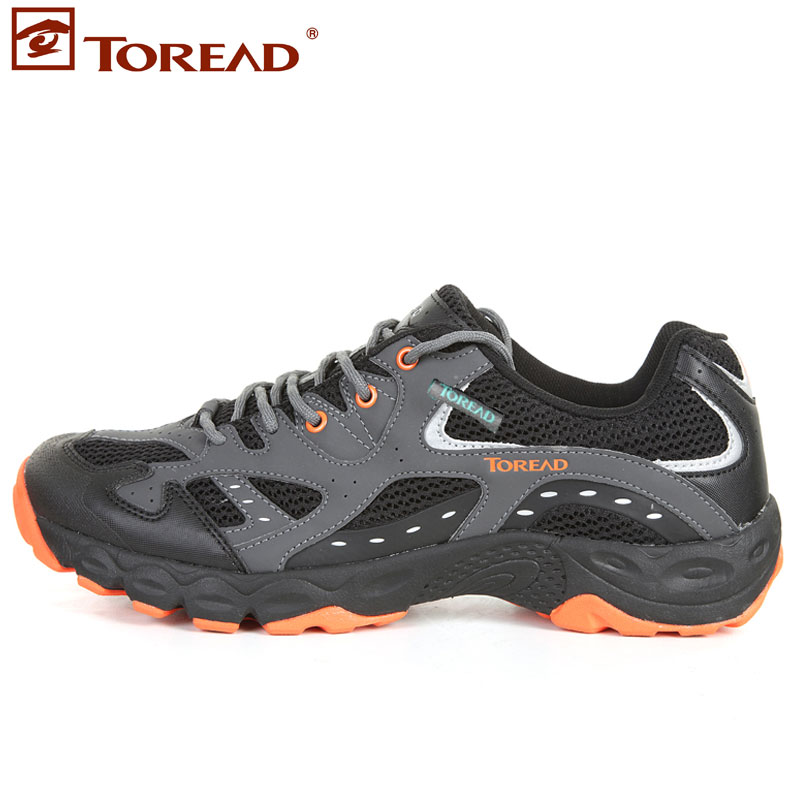 Toread the 2013 men's hiking shoes, hiking shoes running shoes non-slip breathable TFAB81615