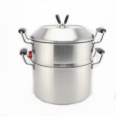 German technology stainless steel steamer multilayer steamer five double bottom floor steamer steamer steamer pot